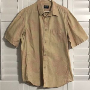 Men's Stussy Button Down Shirt, Size XL
